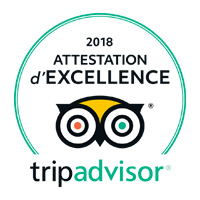 Trip Advisor Choice 2015