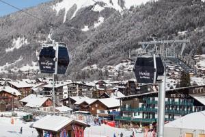 Pleney Morzine ski